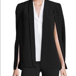 Blue Tahari Cape Blazer/Jacket Size 2